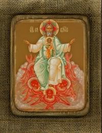 Ікона Господь Саваоф - №149