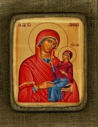 Ікона Свята Анна та Марія - №154